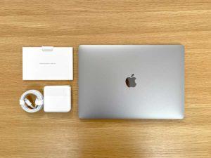 MacBookProの付属品